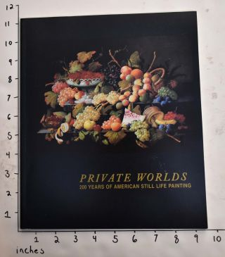 Private Worlds: 200 Years of American Still Life Painting. Julia Augur, Ann Daley