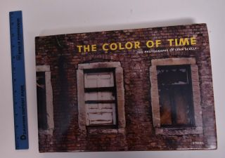 The Color of Time: The Photographs of Sean Scully. Arthur C. Danto, Mia Fineman, Edward Lucie-Smith