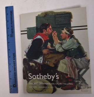 The Art of American Storytelling. Sotheby's