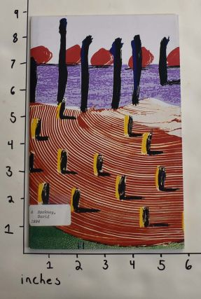 Some More New Prints: David Hockney 1994