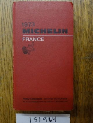 1973 Michelin France
