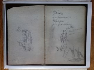Maurice Brazil Prendergast, A Sketchbook ca. 1920-1923 [Gallery Notebook]