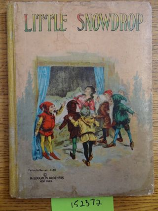 Little Snowdrop And Other Stories. G. A. Davis