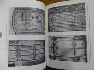 Wrought Iron in Architecture: An Illustrated Survey