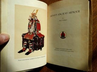 Japan's Ancient Armour (Tourist Library 31)
