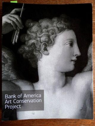 Bank of America Art Conservation Project, 2010-2013: Cultural treasures preserved for future...