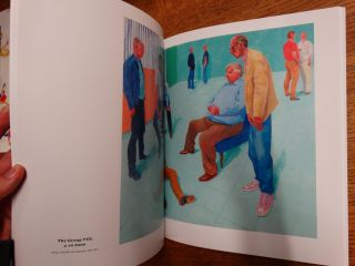 David Hockney: Some New Painting (and Photography)