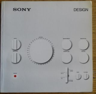 Sony Design. Stephen Bayley.