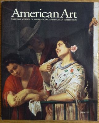 American Art (Volume 9, Number 1, Spring 1995