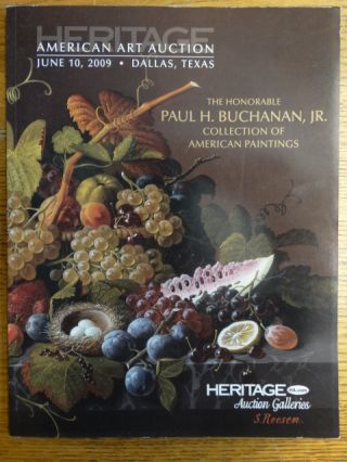 The Honorable Paul H. Buchanan, Jr. Collection of American Paintings