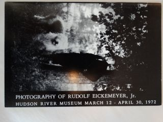 Photography of Rudolf Eickemeyer, Jr. Mary Jean Madigan