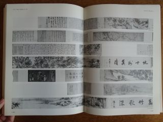 Comprehensive Illustrated Catalogue of Chinese Paintings (4 Volumes plus 5th Index Volume)