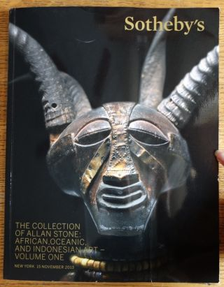 The Collection of Allan Stone: African , Oceanic, and Indonesian Art - Volume One. Michael Kan