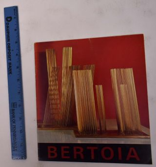 Harry Bertoia: Recent Sculpture. George Staempfli, One-Page Introduction