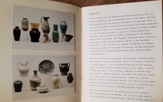 American art pottery II : the South