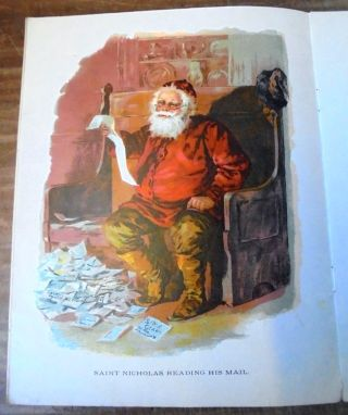 A Visit from Santa Claus (The Night Before Christmas)