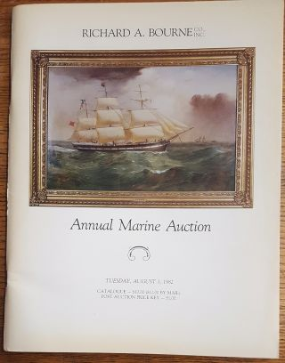Public Auction: Annual Marine Auction