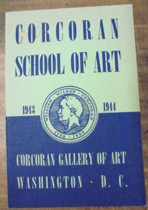 The Corcoran School of Art Fifty-Seventh Season