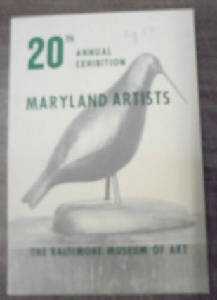 20th Annual Exhibition of Maryland Artists