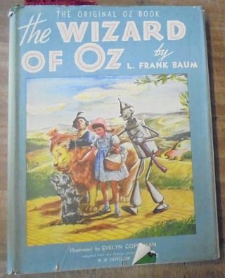 The Wizard of Oz. L. Frank Baum