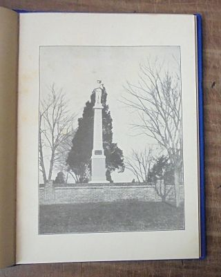 1864-1910, Pennsylvania at Cold Harbor, Virginia : ceremonies at the dedication of the monument erected by the Commonwealth of Pennsylvania in the National Cemetery at Cold Harbor, Virginia