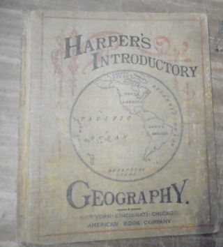 Harper's Introductory Geography with Maps and Illustrations