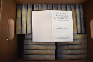 Funk & Wagnalls Standard Encyclopedia of the World's Knowledge (25-volume set