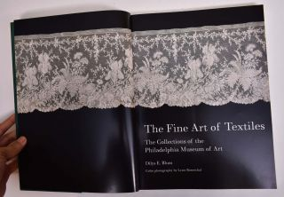 The Fine Art of Textiles: The Collections of the Philadelphia Museum of Art