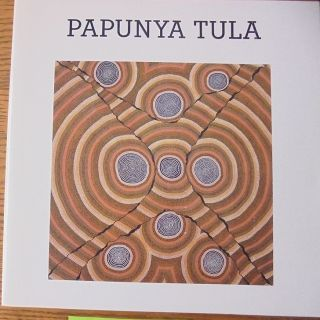 Papunya Tula: Contemporary Paintings from Australia's Western Desert. Anthony Forge, John Weber