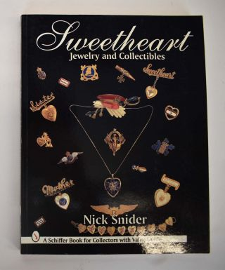 Sweetheart jewelry and collectibles. Nick Snider