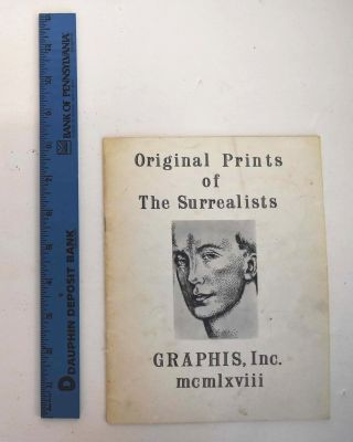 Original Prints of The Surrealists. Timothy Baum