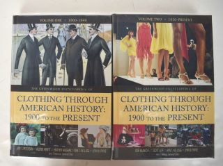 The Greenwood Encyclopedia of Clothing through American History, 1900 to the Present (2-volume...