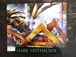 Mark Leithauser: Paintings, Drawings, Prints, 1988-1992. NY: Nov. 17 to Dec. 19 Coe Kerr Gallery,...