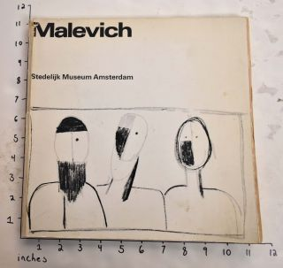 Malevich: Catalogue raisonne of the Berlin exhibition 1927, including the collection in the Stedelijk Museum Amsterdam; with a general introduction to his work. Troels Andersen.