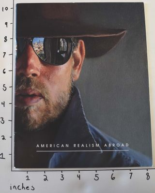 American Realism Abroad : an exhibition of nine American realist artists from Florence, Italy,...