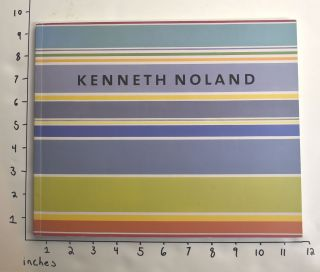 Kenneth Noland: Themes and Variations, 1958-2000. Dawn Hall, ed
