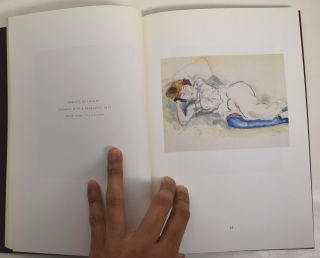 Jules Pascin (1885-1930): Important Works: February 8-March 10, 2001