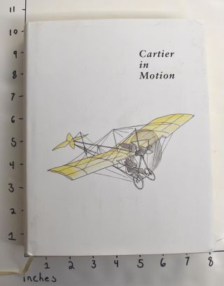 Cartier in Motion. Norman Foster