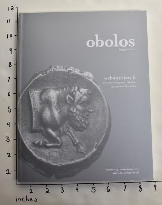 Obolos by Nomos: Web Auction 6: Celtic, Greek, Roman, Byzantine, Early Medieval, Islamic, World...