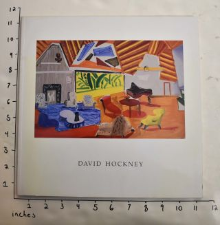 David Hockney: New Paintings. David Hockney