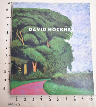 David Hockney, Recent Paintings. Lawrence Weschler