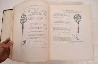 A Catalogue of the Antiquities and Works of Art Exhibited at Ironmongers' Hall, London, In the Month of May, 1861. Compiled by a Committee of the Council of London and Middlesex Archological Society. With Numerous Illustrations