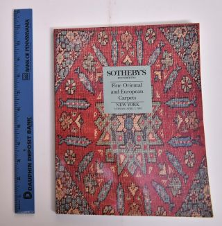 Fine Oriental and European Carpets. Sotheby's
