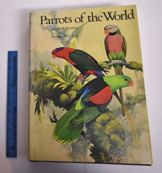 Parrots of the World. Joseph M. Forshaw
