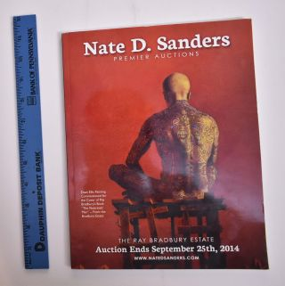 Nate D. Sanders Premier Auctions: The Ray Bradbury Estate. Nate D. Sanders