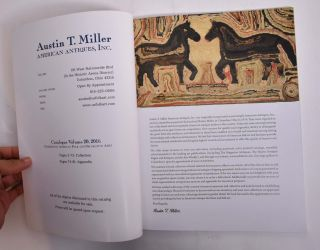 Austin T. Miller American Antiques, Inc. [Catalogue Volume 20, 2016]: Celebrating American Folk and Decorative Arts