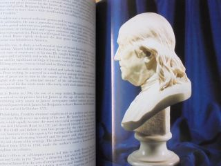 Jean-Antoine Houdon: A Marble Bust of Benjamin Franklin, Property from the Collection Formed By The British Rail Pension Fund