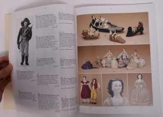 The Doll Collection of the Late Mrs. Marianne Bodmer and Items Relating to Childhood