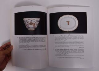 Chinese Export Porcelain from the Collection of Jorge Getulio Veiga