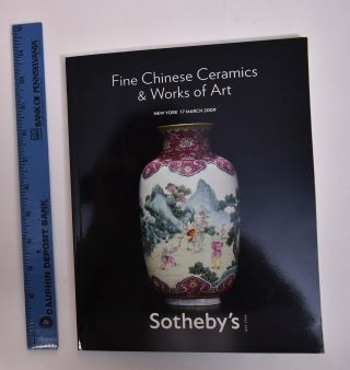 Fine Chinese Ceramics & Works of Art. Sotheby's